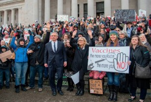 Vaccination Exemption Bill
