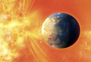 Massive Solar Storm Once Hit Earth