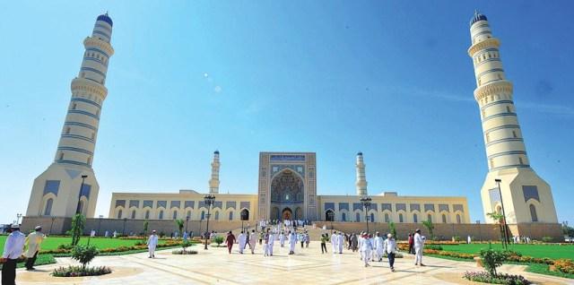 sultan-qaboos-mosque-sohar