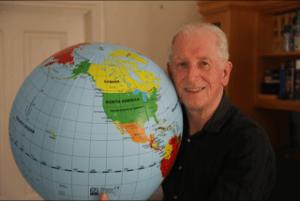 Charles globe