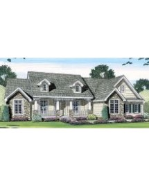 New England Cape Cod House Plans