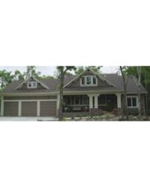 House Plan #ls-2218-hb - Cabin Country