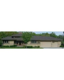 House Plan #ls-2227-hb - Contemporary