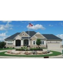 House Plan #ls-2909-hb - Country