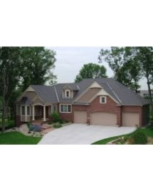House Plan #ls-2933-hb - Country