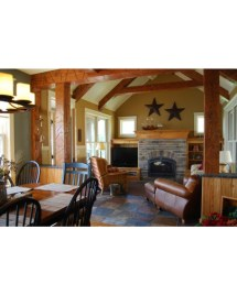 House Plan #ls-2935-hb - Cabin Vacation