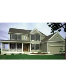 House Plan #ls-97800-hb - Country