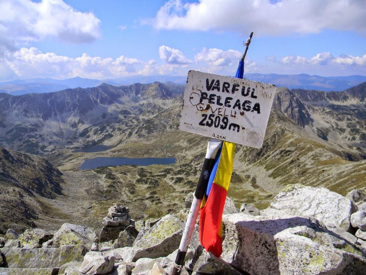 Munții Retezat - cei mai frumoși munți din România