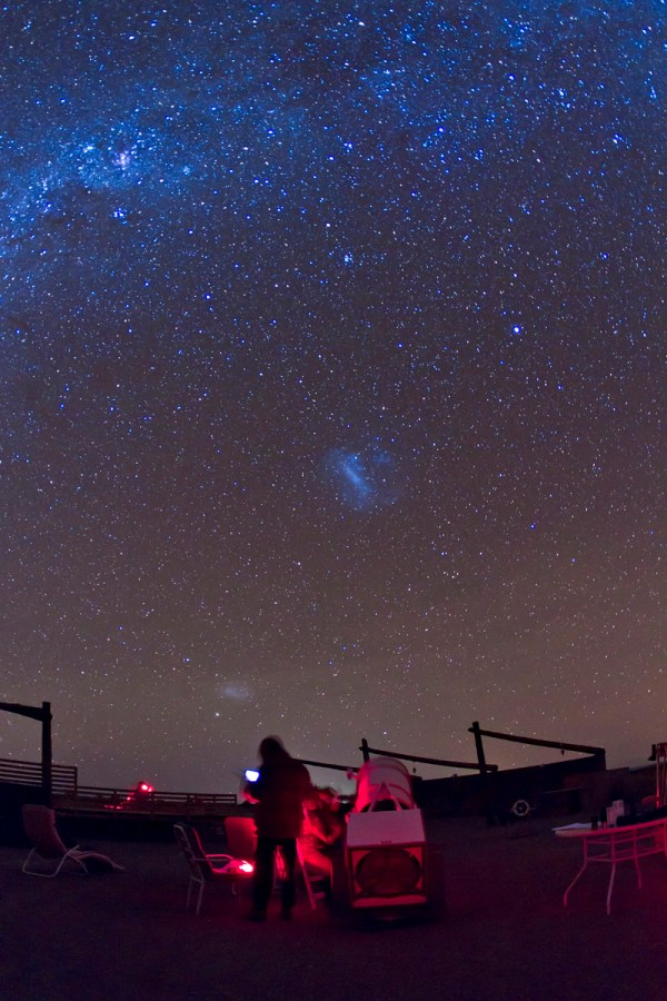 Exploring Large Magellanic Cloud Amazing Sky