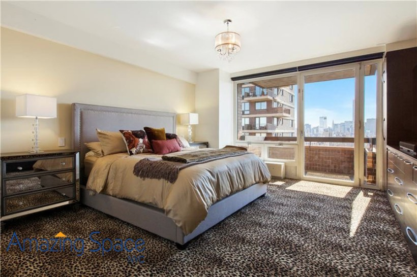Staged Apartment Bedrooms