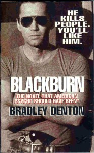 Blackburn by Bradley Denton
