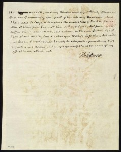 Letter from Jefferson to Adams on June 10, 1815