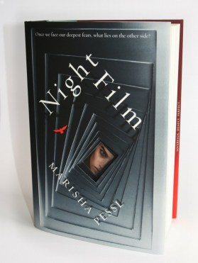 Night Film, UK hardcover