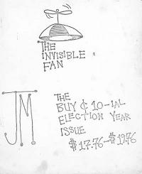 invisible fan 1 cover