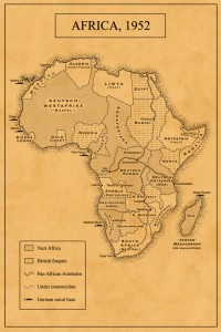 nazi africa