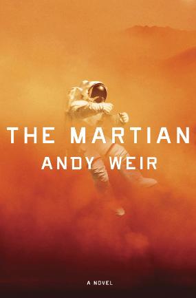 the martian cover