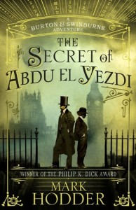 The Secret of Abdu El Yezdi 2