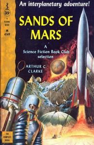 Sands of Mars by Arthur C. Clarke