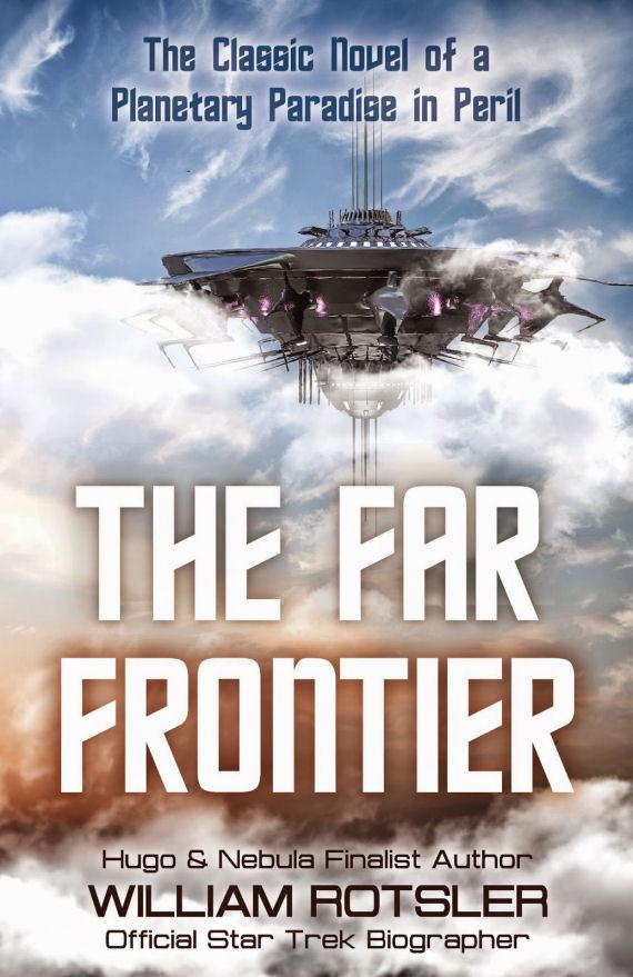 Figure 4 - Far Frontier ebook cover