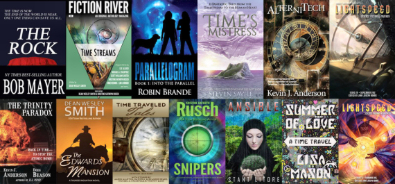 Figure 6 - Storybundle Time Travel covers
