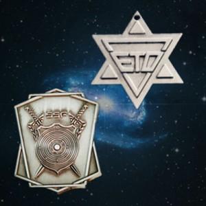 ETO & SSF Badges