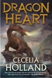 Dragon Heart by Cecelia Holland cover