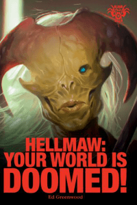 HELLMAW COVER400