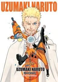 NARUTO - NARUTO ILLUSTRATION BOOK © 2009 by Masashi Kishimoto/SHUEISHA Inc.