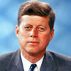 Figure 1 - John F. Kennedy