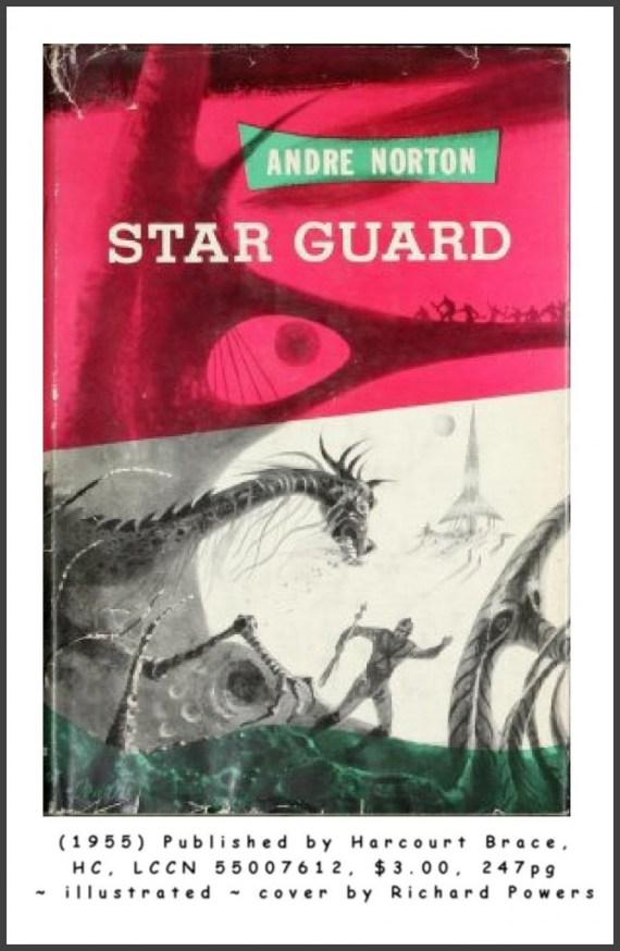 Star_Guard_1955_HC Richard Powers