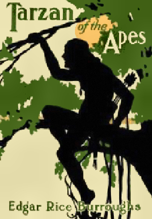 Figure 2 - Tarzan of the Apes cover
