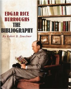 Edgar Rice Burroughs The Bibliography cover