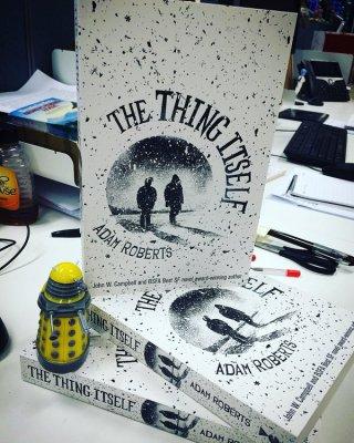 The Thing Itself, Adam Roberts