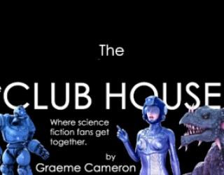 Clubhouse: Two Book Reviews; The Plot Against Earth by Calvin M. Knox & Recruit For Andromeda by Milton Lesser