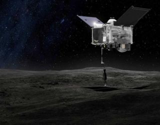 NASA's First-Ever Asteroid Return Mission Just Reached Its Target