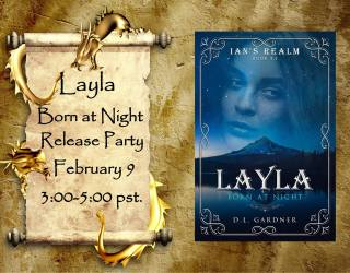 AMAZING PEOPLE:  Diane Lynn Gardner's Release Party