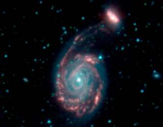 It Can Be Either Death or Glory When Two Galaxies Collide   Digital Trends