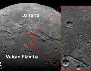 Craters on Pluto suggest Kuiper Belt ate its smaller bodies   Ars Technica