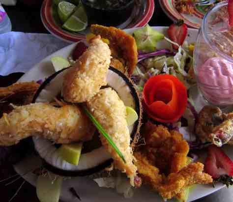 Sea Food - Campeche