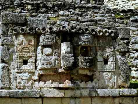 Mayapan-15 - Chak mask