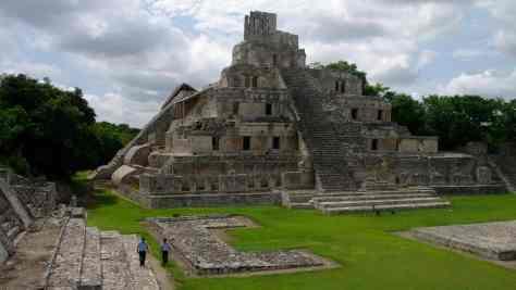 Edzna - The Palace Pyramid