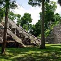 Yaxhá - Pyramids, Temples, a Lake and the Jungle