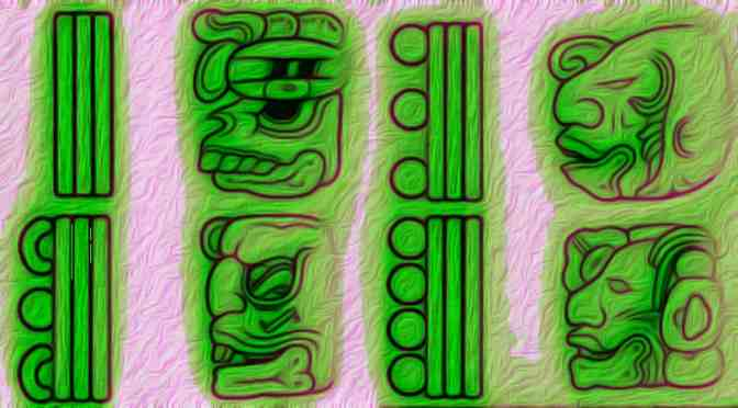 The Maya Calendar – Part 6 – Numbers and Mathematics of the Maya – the Vigesimal System