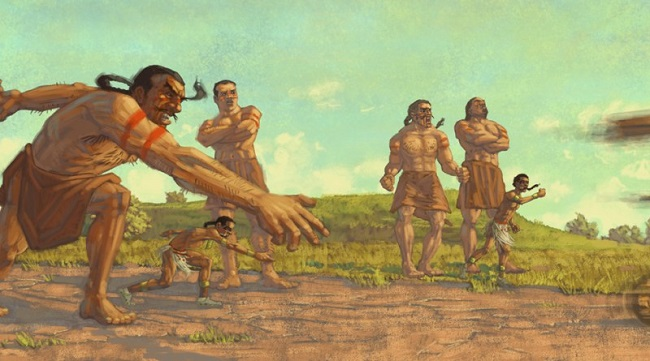 10 Extraordinary Alleged Discoveries to Suggest That Giants Once Walked the Earth