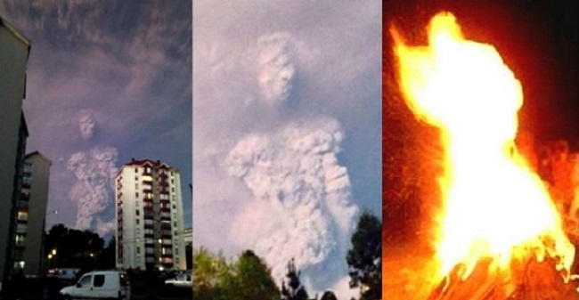 10 Mysterious but awe-inspiring Pareidolia Images That Are Yet To Be Explained