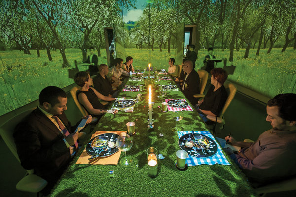 Ten of the Most Expensive Restaurants in the World Where Food Is an Ultra Sensory Affair