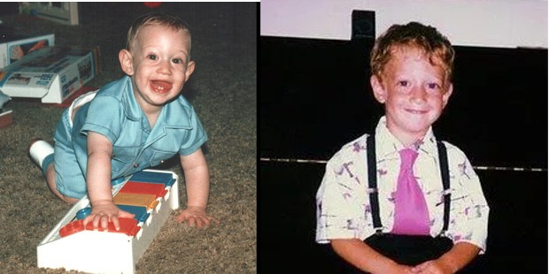 10 Rare And Cute Photos of the World's Most Famous People When They Were Children