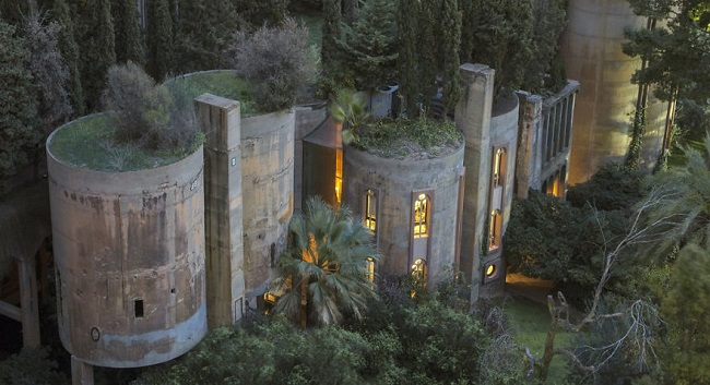 An Architect Converted A Cement Factory Into His Home And The Result Are Spectacular