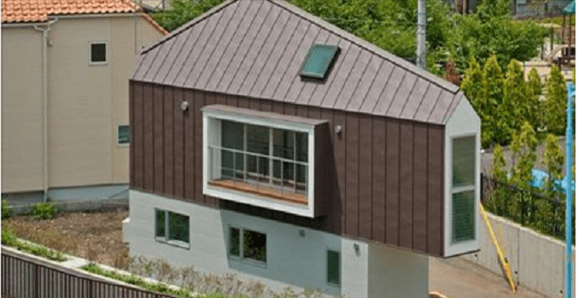 This Japanese Triangular House Is Extremely Small but Step inside and You'll Be Amazed!