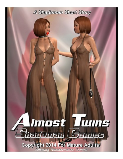 Shadoman's TG Stories Volume 2